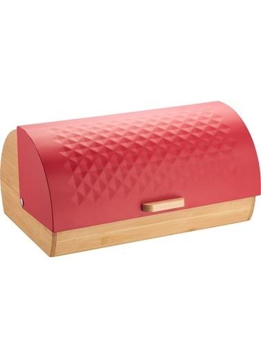 Bayev Ekmek Kutusu -Kırmızı Kırmızı